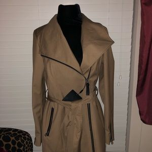 Mackage Jackets & Coats - ❣️ Mackage Estela belted trench coat in camel❣️